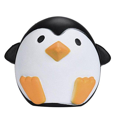 Juguetes, ❤️Xinantime Juguetes Apretados Cute Penguins Squishy Slow Rising Cream perfumado juguetes de descompresión juguete niño 6 años juguete fabrica de slime
