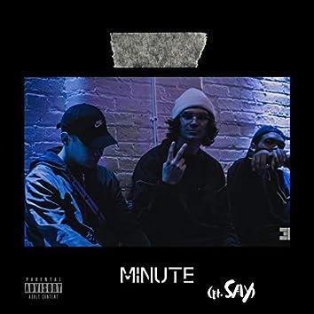Minute (feat. Saiy)