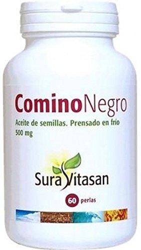 Comino Negro 60 perlas de 500 mg de Sura Vitasan