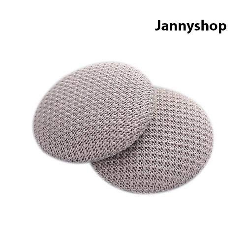 Janny-shop 10 UNIDS Retenedor de Remache para Reparación y Fijo de Techo de Coche Techo de Reparación Botón Paño de fijación Tornillo Tapa de Reparación de Techo Hebilla