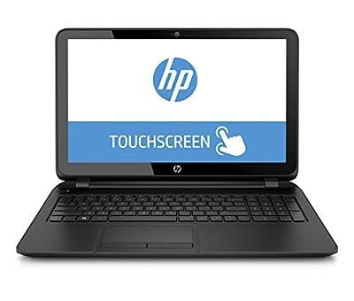 "2017 NEWEST HP 15-F222WM 15.6"" Touch Screen Laptop - Intel Quad Core Pentium N3540 Processor, 4GB Memory, 500GB Hard Drive, DVD±RW/CD-RW, HD Webcam Windows 10"