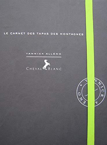 Le carnet des tapas des montagnes (Le verre et l'assiette) (French Edition)