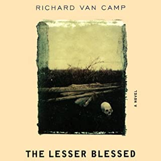 The Lesser Blessed cover art