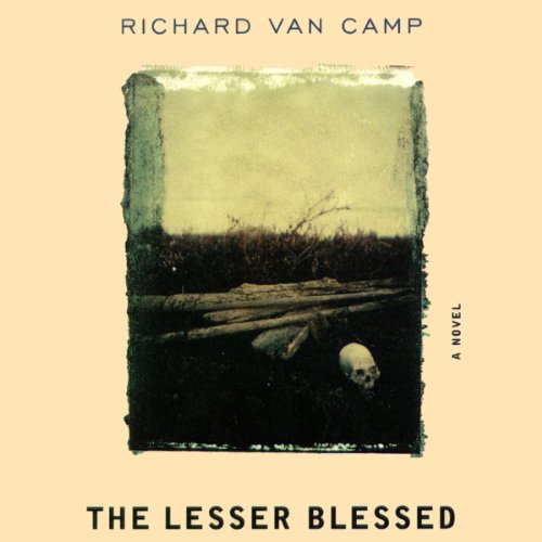 The Lesser Blessed audiobook cover art