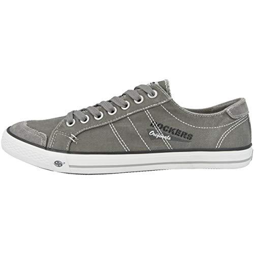 Dockers by Gerli Herren 30ST027-790420 Sneaker, Stone, 41 EU