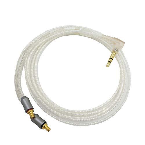 Generis A2DC Cable Auricular - Reemplazo Mejorar Cable Adecuado para...