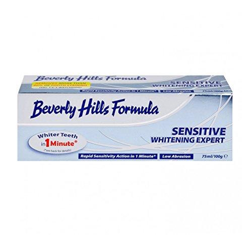 BEVERLY HILLS Formula sensitive Zahnpasta 125 ml