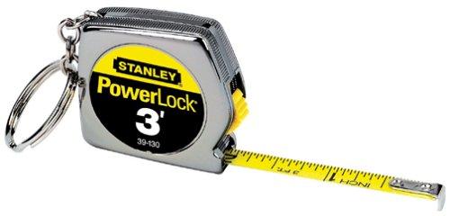 Stanley 39-130 3 x 1/4-Inch PowerLock Key Tape