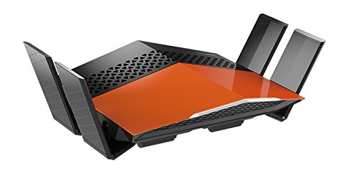 D-Link EXO AC1750 Dual-Band Wi-Fi Performance Wireless Router (DIR-869)