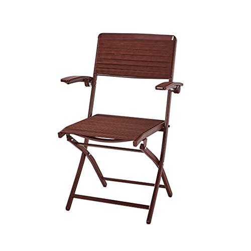 BYCSD klapstoel van metaal, verbeterd voor bureaustoel, rugleuning, stoel en elastiek.
