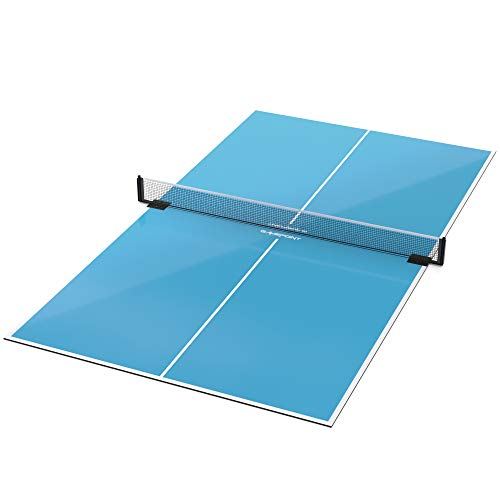 GamePoint Tables Table Tennis Conversion Top - Includes Net and...