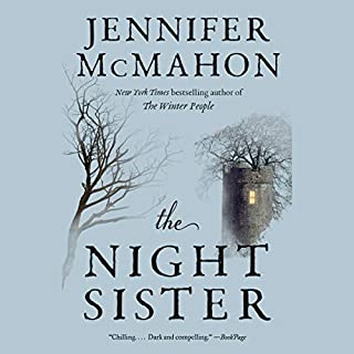 The Night Sister audiobook cover art