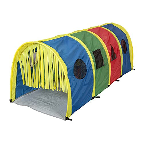 Product Image of the Pacific Play Tents 95260 Super Sensory 6' Institutional Tunnel