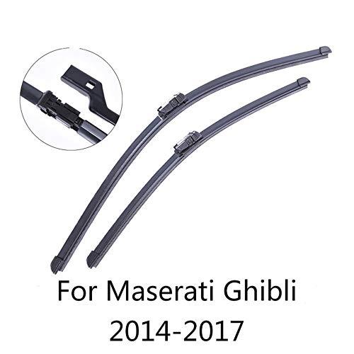 mächtig der welt WQSNUB Wischerblatt Autozubehör Maserati Ghibli Form Frontwischer 2014 2015 2016 2017