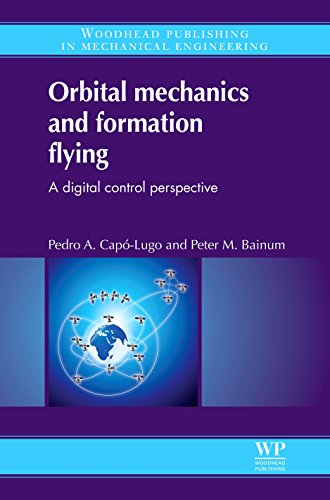 Orbital Mechanics and Formation Flying: A Digital Control Perspective (Woodhead Publishing in Mechanical Engineering) (English Edition) PDF Books