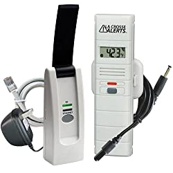La Crosse Wireless Monitoring system with dry probe for monitoring inside temperatures in your RV
