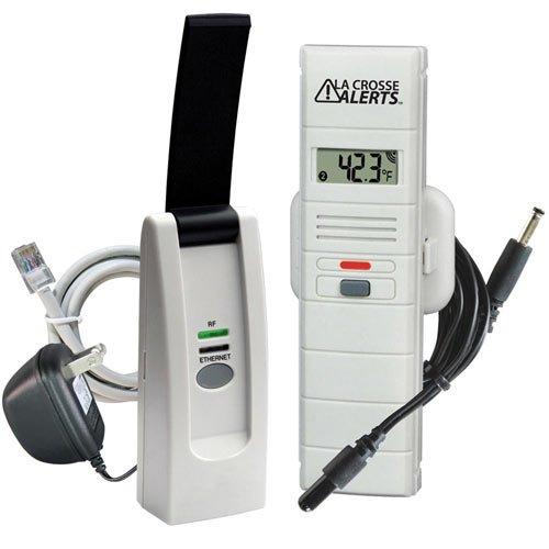 La Crosse Alerts Temperature Monitor & Alert Kit, Dry Probe