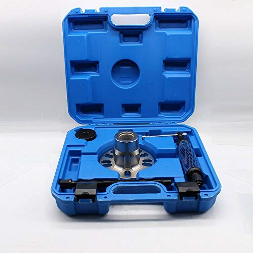 MINUS ONE 10T Hydraulik Radnaben Werkzeug Hydraulischer Antriebswellen Ausdrücker Radnaben Abzieher Radnabenabzieher Montage Demontage Werkzeug (Blau)