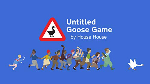 Untitled Goose Game - [Switch Digital Code] (Software Download)