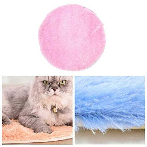 RONGXUE Blanket Small Pet Heating Pad Electric Heating Pad For Dogs And Cats Indoor Warming Mat With Auto Power Off Diameter 40cm Electric Blanket
