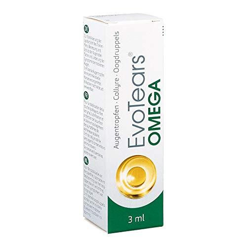 EvoTears Omega, 3 ml