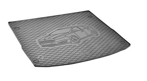 Kofferraumwanne Kofferraummatte Antirutsch RIGUM geeignet für Ford Focus Turnier Kombi Mk3 2010-2018 Perfekt angepasst + EXTRA Auto DUFT