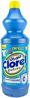 Clorel Liquid Laundry Color Care Product For Front Load - 1 kg , Blue