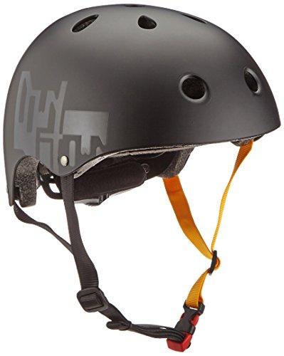 Rollerblade Downtown Helmet (54-58) Inliner Helme, schwarz/Gelb, M