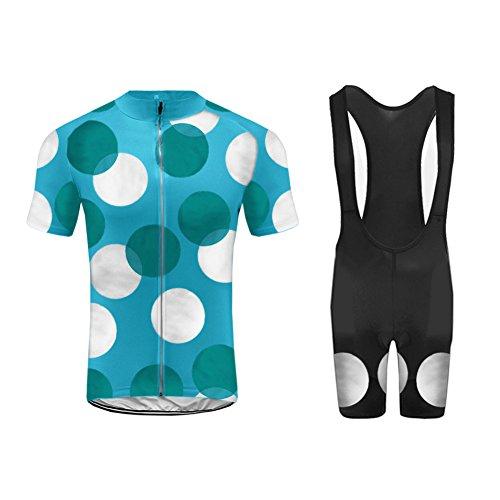 Uglyfrog UFDSJT10 2019 Männer Radtrikot Radfahren Kleidung Set 3D Gepolsterte Trägerhose Sommer Atmungsaktiv Kurzarm Bike Shirts Fahrradanzug
