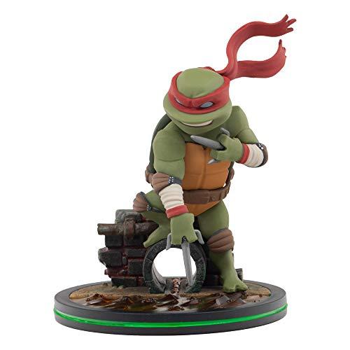 Quantum Mechanix Teenage Mutant Ninja Turtles Q-Fig - Figura Decorativa (13 cm)