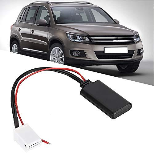 Dibiao mcd rns 510 RCD 200210300310500510 vehículo vehículo Adaptador Auxiliar Bluetooth 12v 12-Pin