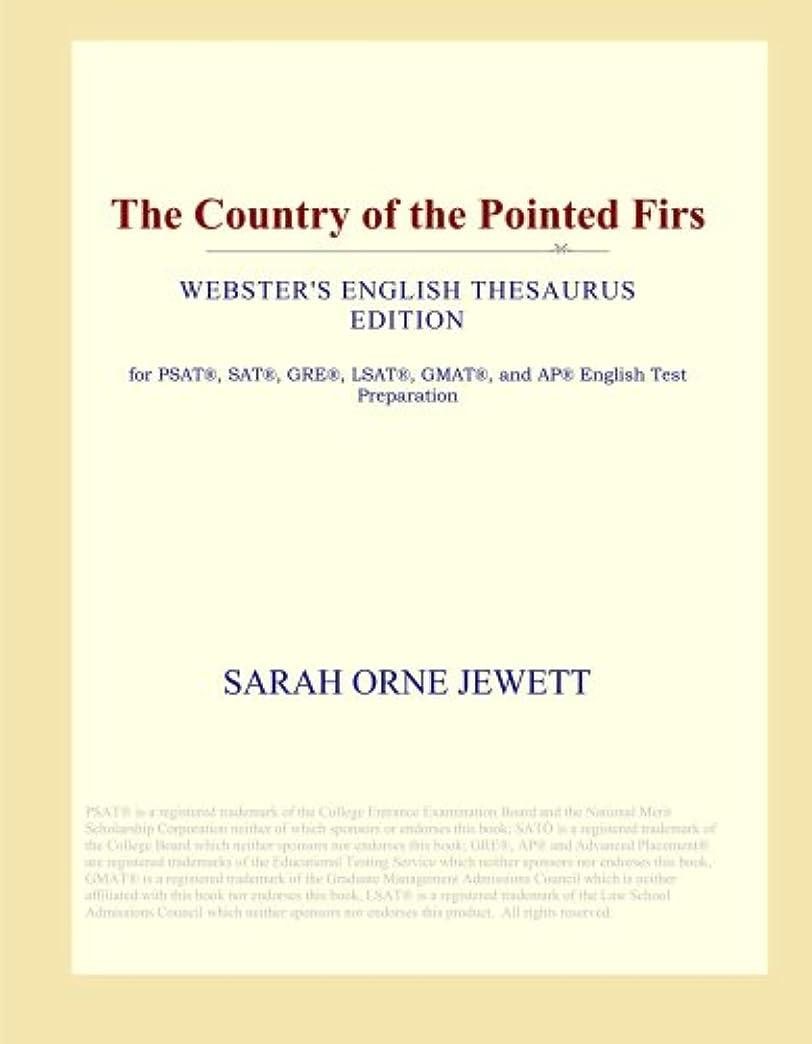 液体検証水星The Country of the Pointed Firs (Webster's English Thesaurus Edition)