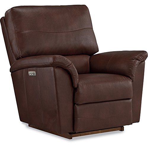 La-Z-Boy Reese Power Recliner, Chocolate