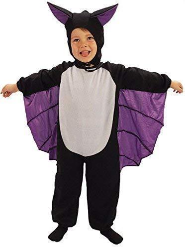 Fancy Me Bébé Garçons Filles Tout-Petit Vampire Chauve-Souris Halloween Déguisement Costume Tenue 3 Ans
