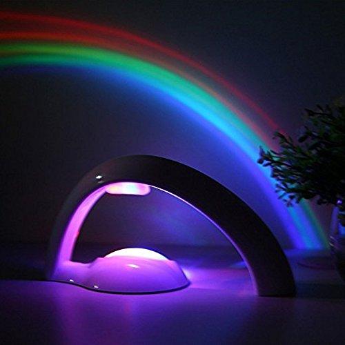 Proyector LED arco iris – Proyector de arco iris LED Reflection – Fabricante de arco iris para niños regalo