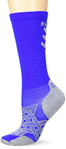 Thorlo Damen XEOU Socken - blau - X-Small 9 US