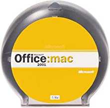 Microsoft Office for Macintosh 2001 [Old Version]