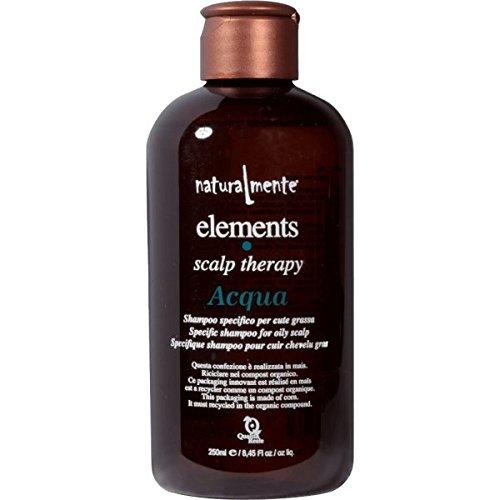 Naturalmente - Shampoo Elements Acqua Cute Grassa - Linea Elements - 250ml