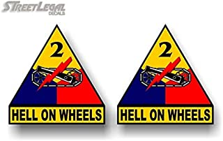 2 Hell ON Wheels 2nd Armored Division 4