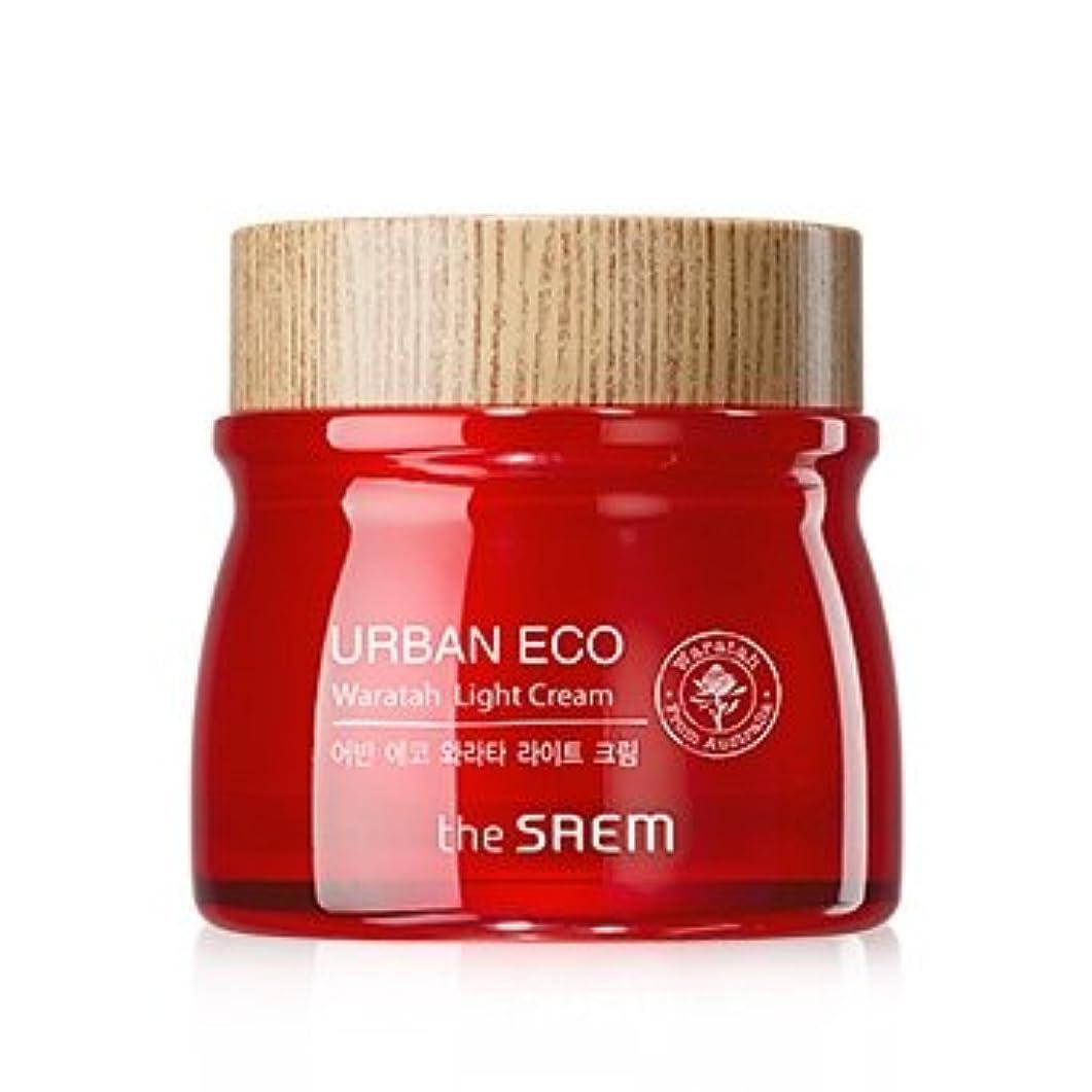 前投薬帝国肉のThe Saem Urban Eco Waratah Light Cream 60ml ドセム アーバンエコワラターライトクリーム60ml[並行輸入品]