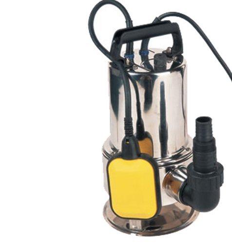 Mauk Schmutzwasserpumpe 12500l/h 750W INOX