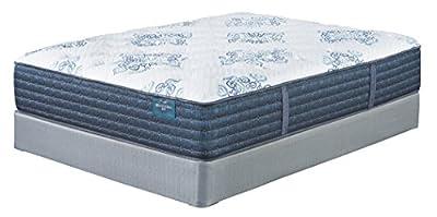 Ashley Furniture Signature Design - Sierra Sleep - Mt. Dana Plush Twin Mattress