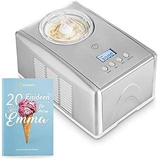 Máquina para hacer helados caseros EMMA, Ice cream maker, H