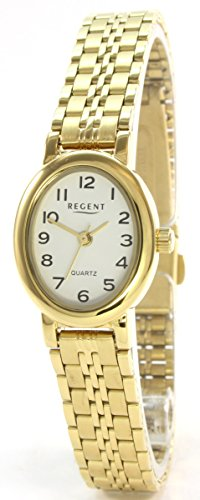 Regent 752345–Armbanduhr Damen Farbe Gold
