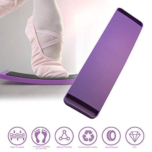 Best Deals! Leepesx Dance Circle Ballet Whirl Exercise Board Figure Skating Balances Solid Dance Boa...