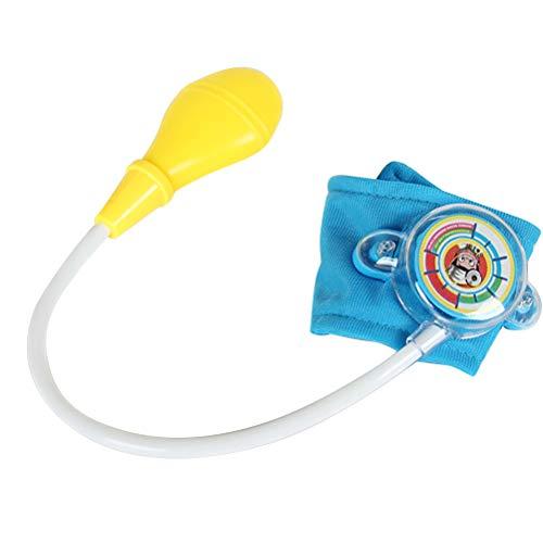 Juguetes de presión arterial, muñeca de enfermera, juego de presión arterial, juego de roles para niños, simulación, estetoscopio, juguetes educativos médicos para niños
