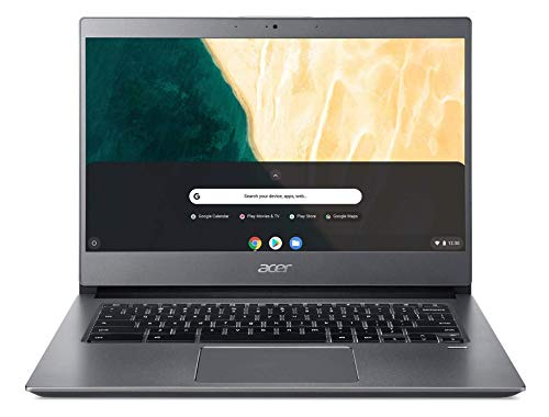 Acer Chromebook 714 14' Laptop - Core i5 1.6GHz CPU, 8GB RAM, 128GB eMMC, Google Chrome