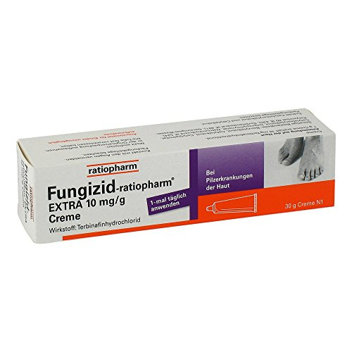 Fungizid-ratiopharm Extra 30 g