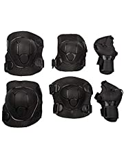 Sports Safety set Pad Safeguard for kids  RM70-2 Black