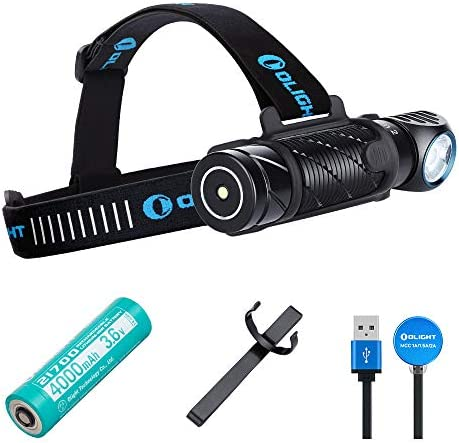 OLIGHT Perun 2 2500 Lumens Ultra compact Cool White Rechargeable LED Multi functional Right product image